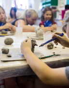 Creative Sunday - Clay Coins (4-8yrs)