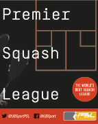 Join us for the 14th edition of the England Squash Premier Squash League, where the University of Birmingham will be battling it out to be crowned champions of the world's most prestigious squash league.