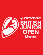 The Dunlop British Junior Open returns to Birmingham in 2019 with even more nations competing than in 2018. The prestigious junior event spans over four venues in five days including an all glass showcourt at the University of Birmingham Sport & Fitness.2nd January - Day 13rd January - Day 24th January - Day 35th January - Semi-Finals6th January - Finals