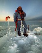 The Hard Road to Everest by Doug Scott CBE